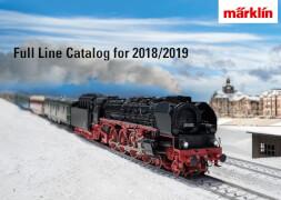 Märklin 15762 Märklin Katalog 2018/2019 EN