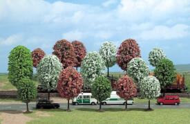 H0 16 Frühlingsbäume