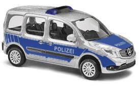 Mercedes Citan Polizei