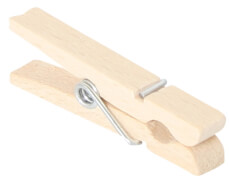 Mini-Holzklammer 45 mm