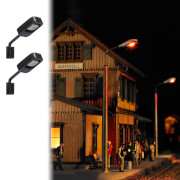 H0 2  Wandlampen  (LBL)