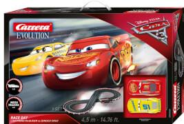 CARRERA EVOLUTION - Disney·Pixar Cars - Race Day