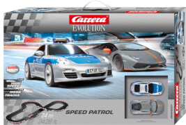 CARRERA EVOLUTION - Speed Patrol