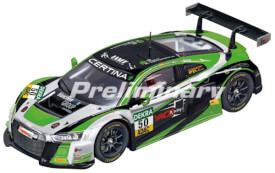 Carrera DIGITAL 132 - Audi R8 LMS (Yaco Racing, Nr. 50), 1:32, ab 10 Jahre