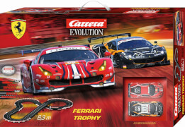 CARRERA EVOLUTION - Ferrari Trophy