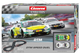 CARRERA EVOLUTION - DTM Speed Duel