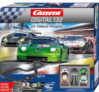 CARRERA DIGITAL 132 - GT Triple Power
