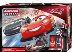CARRERA GO!!! - Disney·Pixar Cars - Let's Race!