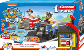 CARRERA FIRST - PAW PATROL - Race 'N' Rescue