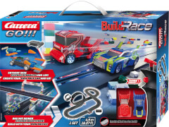 CARRERA GO!!! - Build 'n Race - Racing Set 4.9