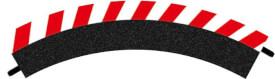 Carrera 3er-Pack Außenrandstreifen 1/60° (DIGITAL 124, DIGITAL 132, EVOLUTION), ab 8 Jahre