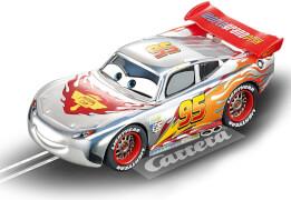 Go!!! Silver Lightning McQueen