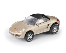 darda Porsche Boxster Spyder gold