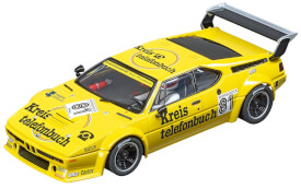 Carrera DIGITAL 124 - BMW M1 Procar (Team Winkelhock, Nr. 81), 1:24, ab 10 Jahre