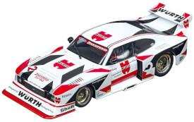 Carrera DIGITAL 124 - Ford Capri Zakspeed Turbo (Würth-Zakspeed Team, Nr. 2), ab 10 Jahre