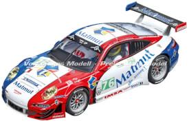 Carrera DIGITAL 124 - Porsche 911 GT3 RSR (IMSA Performance Matmut, Nr. 76), 1:24, ab 10 Jahre