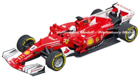 CARRERA EVOLUTION - Ferrari SF70H ''S.Vettel, No.5''