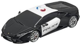 Carrera DIGITAL 132 - Lamborghini Huracán LP 610-4 (Police), 1:32, ab 8 Jahre