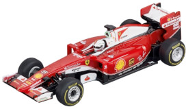 CARRERA DIGITAL 143 - Ferrari SF16-H S.Vettel, No.5