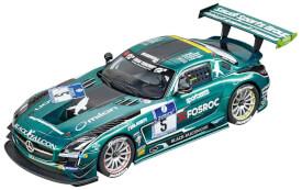 CARRERA DIGITAL 124 - Mercedes-Benz SLS AMG GT3 ''Black Falcon, No.5''