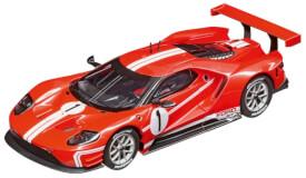 CARRERA DIGITAL 132 - Ford GT Race Car Time Twist, No.1
