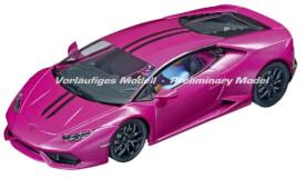 CARRERA DIGITAL 132 - Lamborghini Huracán LP 610-4 (pink)