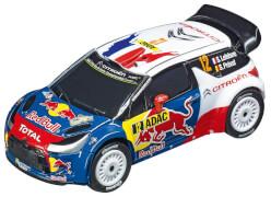 CARRERA GO!!! - Citroën DS3 WRC ''Citroën WRT, St.Lefebvre''
