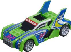 CARRERA GO!!! - Build n Race - Race Car green