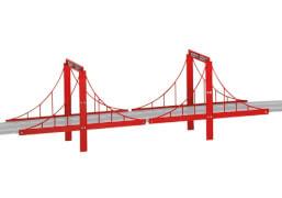 CARRERA GO!!! - Brückenset