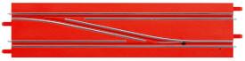 CARRERA DIGITAL 143 - Weiche rechts