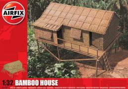 Plastikmodellbau: Bamboo House