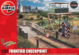 Plastikmodellbau: Frontier Checkpoint