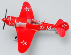 Fertigmodelle: 'Red 14'' Russian Air Force
