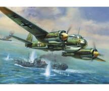 1:72 Dt. Bomber Junker JU-88A4