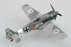 Fertigmodelle: FW190A-8 ''Red 8'' IV./JG3, Uffz. W. Max.
