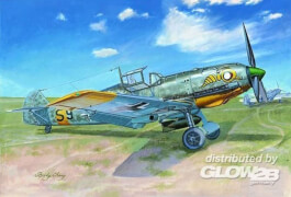 1/32 Me Bf 109 E7