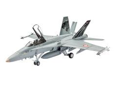 REVELL F/A-18C Hornet Swiss Air Force
