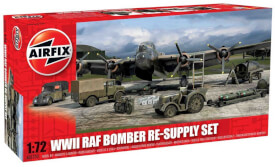 Airfix 88mm Flak Gun & Tractor, Vintage Classic