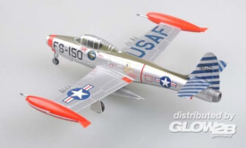 Fertigmodelle: F-84E49-2105,Was assigned to22nd Fighter