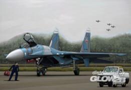 1/144 SU-27 Flanker B