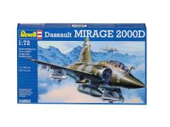 Revell Dassault Aviation MIRAGE 2000D