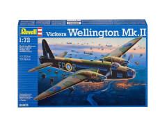 REVELL Vickers Wellington Mk.II
