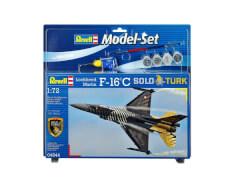 Revell Model Set F-16 C ''SOLO TÜRK