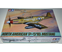 1:48 WWII US North Americ. P-51B Mustang