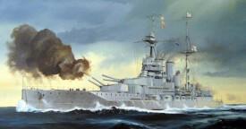 1/700 HMS Queen Elizabeth, 1918