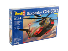 Revell CH-53G Heavy Transport Helicopte