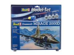 Revell Model Set Dass.Aviation Mirage 2