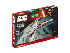 REVELL 03601 Star Wars Modellbausatz X-wing Fighter 1:112, ab 10 Jahre