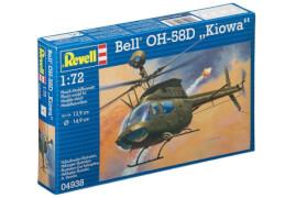 REVELL Bell OH-58D Kiowa
