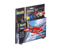 Revell Model Set BAe Hawk T.1 Red Arrow